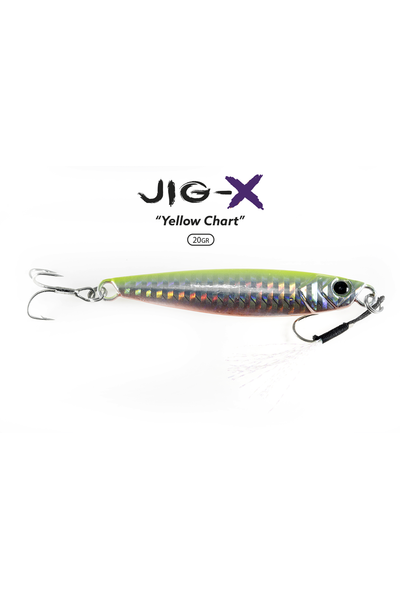 Fujin Jig-X 20gr Light Jigging