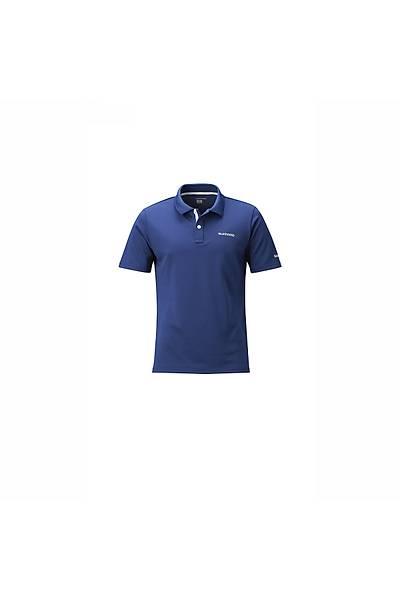 Shýmano Polo Shirt Navy #M