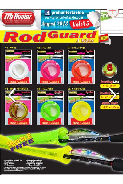 Pro Hunter EZ Rod Guard castýng 165cm