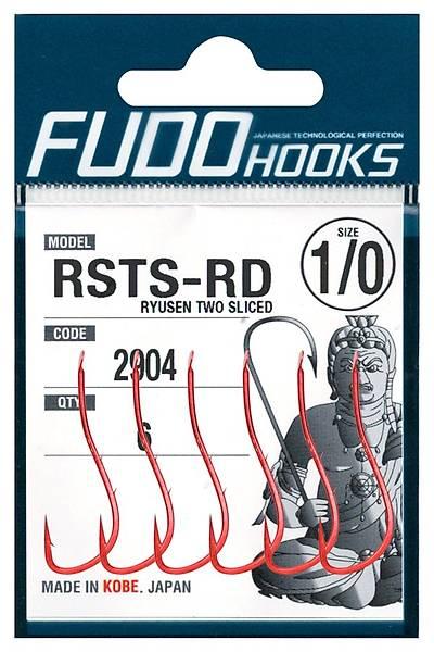 Fudo RSTS-RD 2904 Ryusen Çift Tirnak Kýrmýzý Ýðne