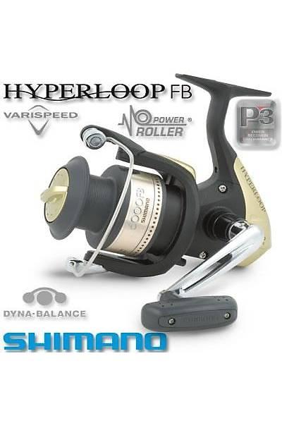 SHIMANO HYPERLOOP 4000 FB 4.6:1 TUR 1 BB