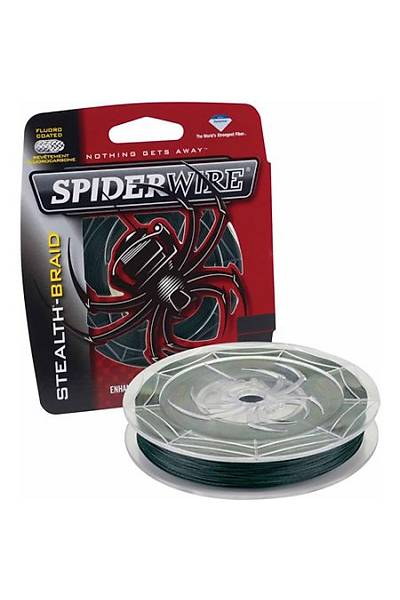 Spiderwire Stealth-Braýd 0.38mm 36.22kg 137m