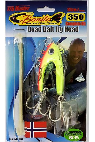 Bonito Jig Head 350gr