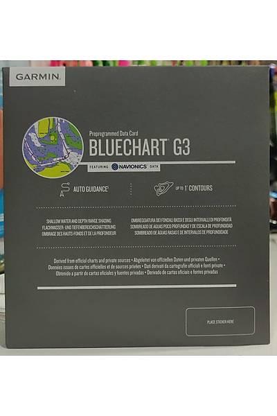 Garmin Bluechart 2EU016R Harita Data Kartý g2 - Doðu Akdeniz Haritasý