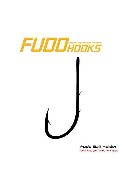 Fudo 8001 Bait Holder Black Nikel