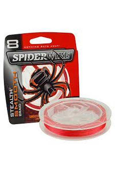 Spiderwire Smooth Braýd 0,25mm 27.3kg 60lb 300m