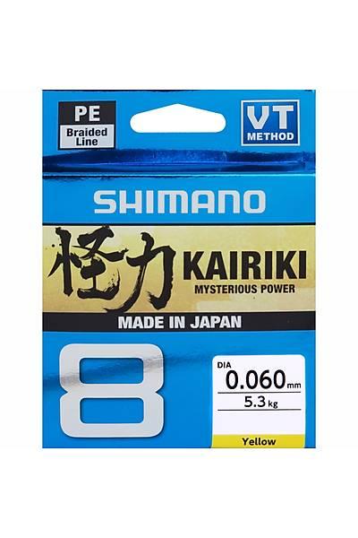 Shimano Kairiki 8 300m Multi 0.130mm/8.2kg