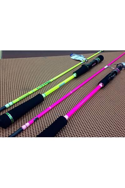 Pro Hunter Kaido KS 632ML Jigging Kamýþý (fluo pink) 60-150g