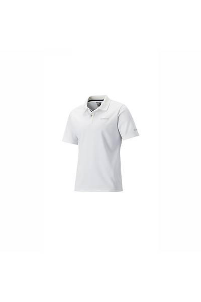 Shýmano Polo Shirt White #M