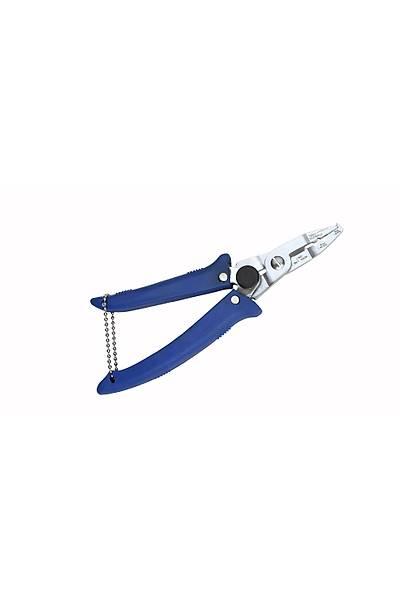Braid Power Grip Split Ring Opener Halka Pensesi
