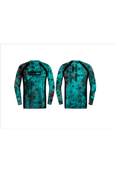 Fujin Performance T-Shirt Reef