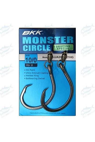 Black King Kong BKK Monster Circle Drifting Special
