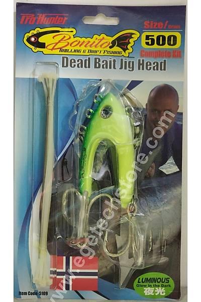Bonito Jig Head 500gr