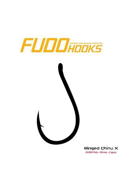 Fudo 6500 RCHK-NK Ringed Chinu X Nikel Ýðne