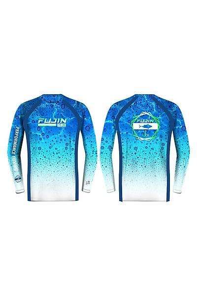 Fujin Performance T-Shirt Reef / XL Beden