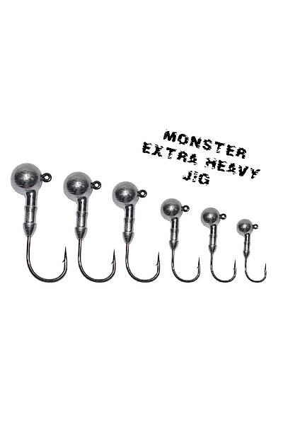 MONSTER Extra Heavy Jig Head