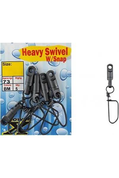 Pro Hunter Heavy Swivel W / Snap