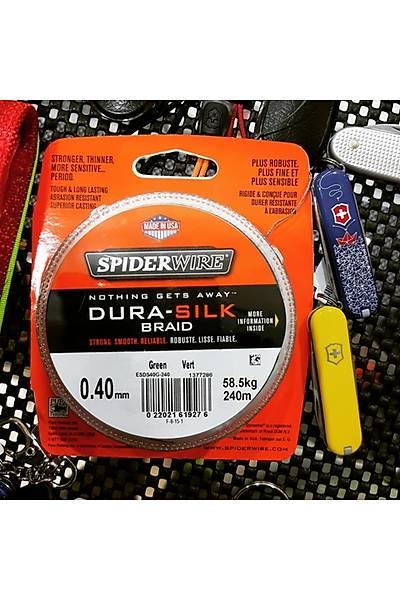 Spiderwire Dura-Sýlk Braýd 0.25mm 20,4kg 270m