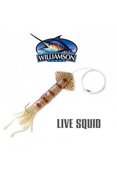 Williamson Live Squid Natural