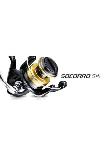 SHIMANO SOCORRO SW 5000 MAKÝNA
