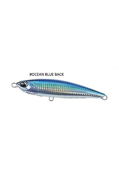 Duo Rought Trail Aomasa 148s 67gr #Ocean Blue Back