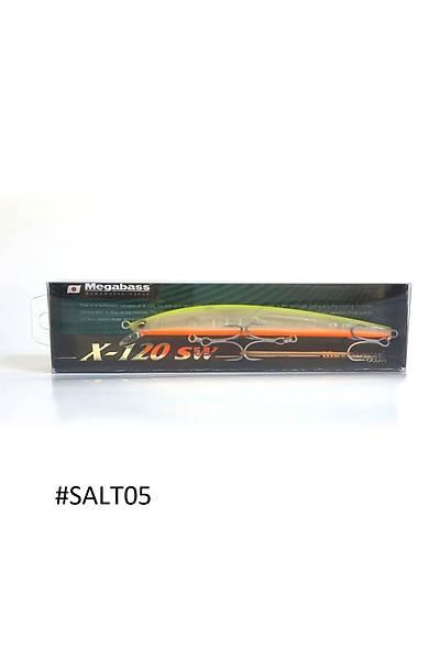 MEGABASS X-120SW 12GR MAKET BALIK
