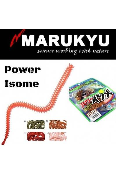Marukyu Power Ýsome Slim Silikon Kurt 11 cmXL