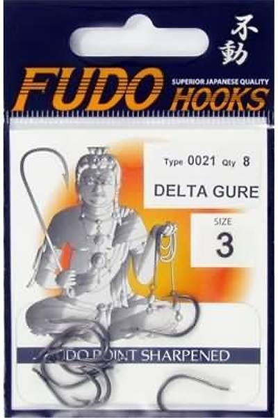 FUDO 0021 DELTA GURE BLACK NIKEL