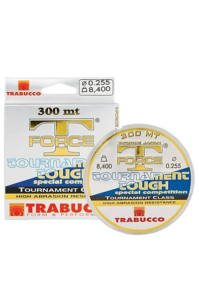 Trabucco T-Force Tournament Tough Serisi 150m Monofilament Misina (28-19075-11035)