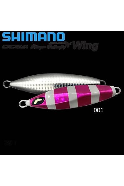 Shimano Ocea Butterfly Wing Jig 160 Gr