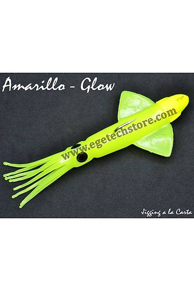XIPI JLC 150 GRS. Amirillo Glow ( COMBO )