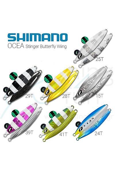 Shimano Ocea Butterfly Wing Jig 135 Gr