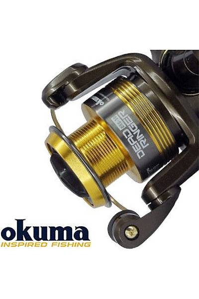 Okuma Dead Ringer FD DRG-65 Olta Makinesi