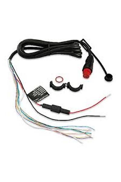 Garmin 720 - 740  Serisi GPS & Balýk Bulucu Ýçin Güç/Veri Kablosu 19 PÝN