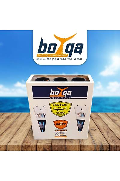 Boyqa Tuna Tube #LX