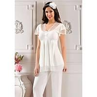 X-SES lohusa 3' lü pijama Sabahlık takımı