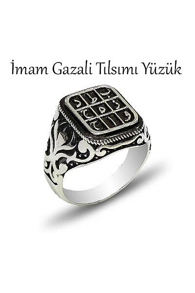 ÖZEL TASARIM ÝMAM GAZALÝ TILSIMI