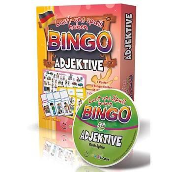 Bingo Adjektive