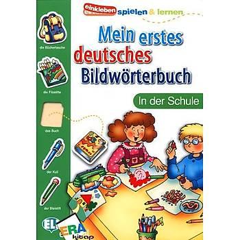 Mein erstes deutsches Bildwörterbuch - in der Schule