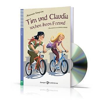 Tim und Claudia suchen ihren Freund