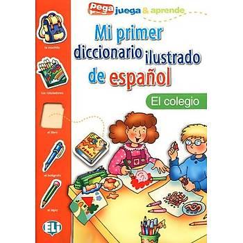 Mi primer diccionario ilustrado de español - el colegio