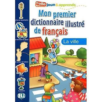 Mon premier dictionnaire illustre de français - La ville