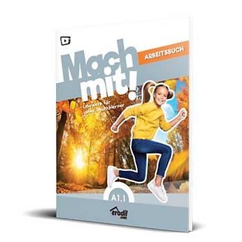 MACH MIT! A1.1 - LEHRBUCH + ARBEITSBUCH