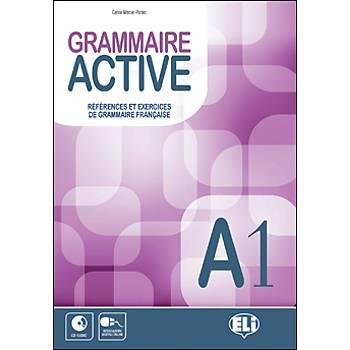 GRAMMAIRE ACTIVE A1 + AUDIO CD