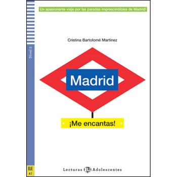 Madrid Me encantas