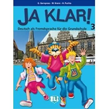 Ja Klar! 3 Lehrbuch + Arbeitsbuch