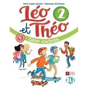 Leo et Theo 2 - Livre de I'eleve + Cahier d'activités