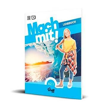 MACH MIT! A2.1 - LEHRBUCH + ARBEITSBUCH