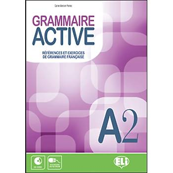 GRAMMAIRE ACTIVE A2 + AUDIO CD