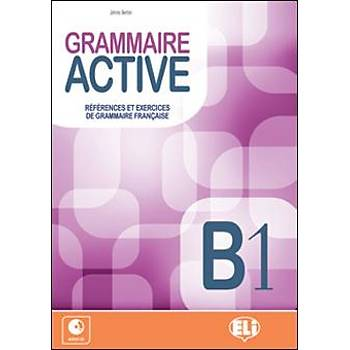 GRAMMAIRE ACTIVE B1 + AUDIO CD